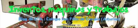 Inventos, máquinas y trabajos